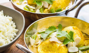 Low Carb Indian Boiled Egg Curry – Recipes Paleo Vegetarian