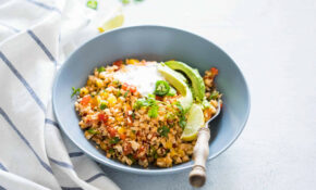 Low Carb Mexican Cauliflower Rice – Recipes Mexican Vegetarian
