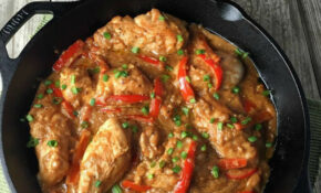Low Carb Peanut Chicken Skillet | Peace Love And Low Carb – Atkins Recipes Chicken