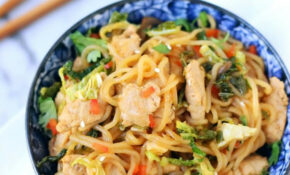 Low Carb Pork Lo Mein Recipe | I Breathe I'm Hungry – Low Carb Chinese Food Recipes