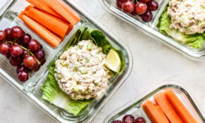 Low Carb Tuna Salad Lettuce Wraps Meal Prep – Project Meal Plan – Recipes No Carbs Dinner