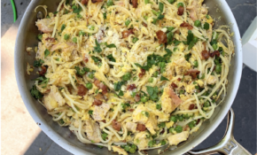 Low Carb Turkey Carbonara – Lean Squad | Blog – Recipes Low Carb Healthy Fat