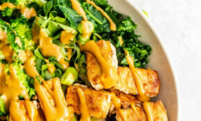 Low Carb Vegan Dinner Bowl – No Carb Vegetarian Recipes