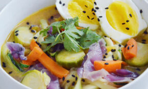 Low Carb Vegetarian Ramen Recipe – Paleo, Whole14, Dairy ..
