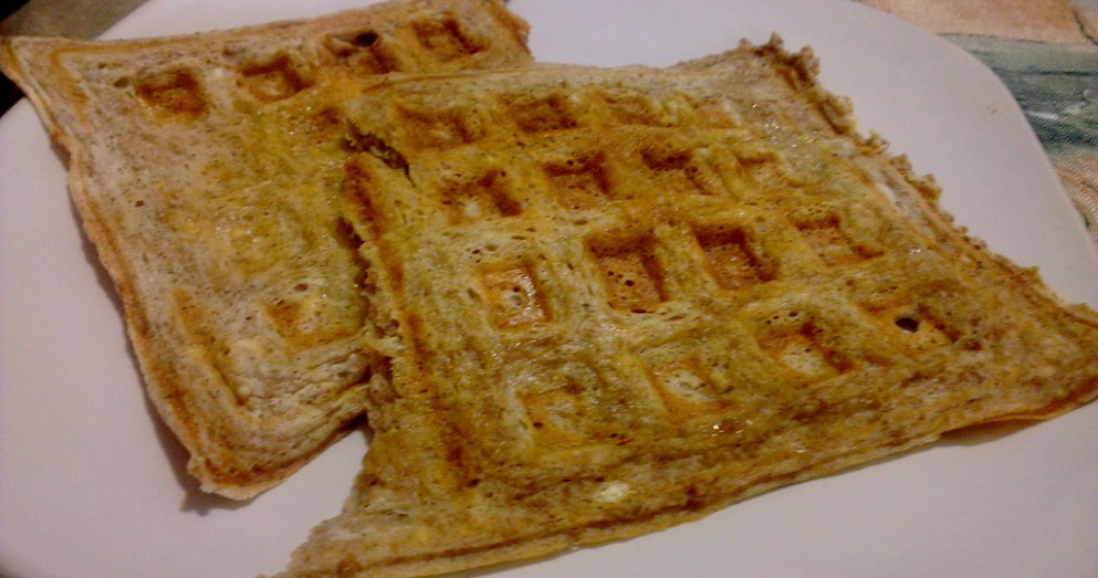 Low carb waffles - healthy recipes high protein low carb