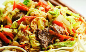 Low Cholesterol Dinner Recipes – EatingWell – Food Recipes Low In Cholesterol