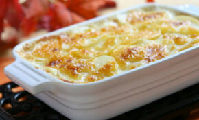Low Cholesterol Scalloped Potatoes Recipe – Low Cholesterol Recipes Chicken