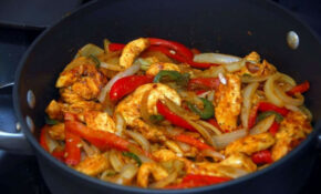 Low Fat Chicken Fajitas – Chicken Recipes Low Fat