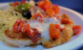 Low Fat Chicken Parmesan Mediterranean Recipe – Food