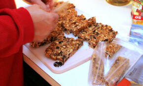 Low Fat Fitness Energy Bars – Recipes With Cuisinart Food Processor