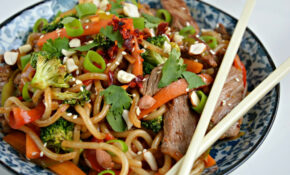 Low Fodmap Beef & Vegetable Stir Fry With Oyster Sauce ..