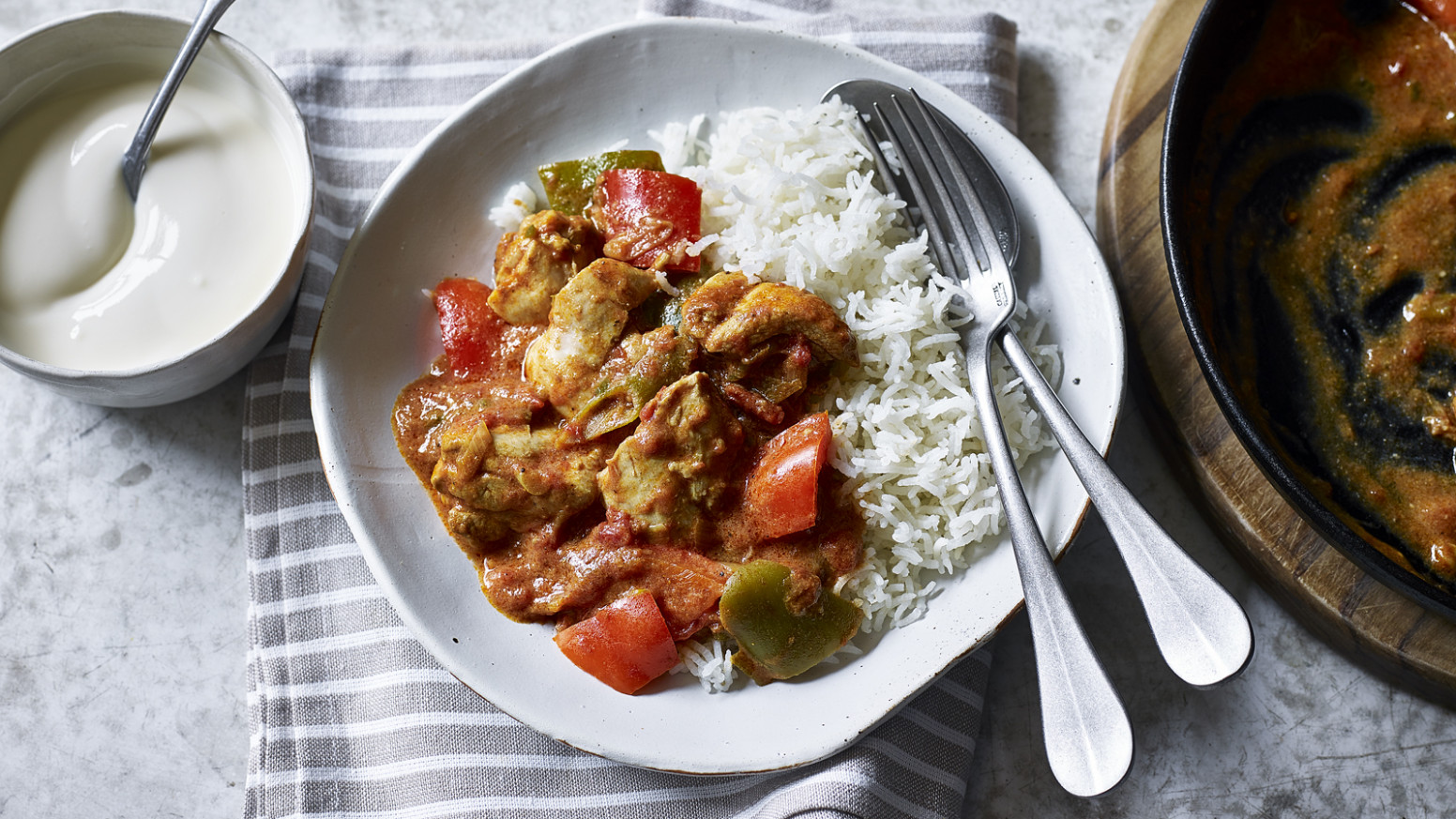 Low-FODMAP chicken curry - low fodmap recipes chicken