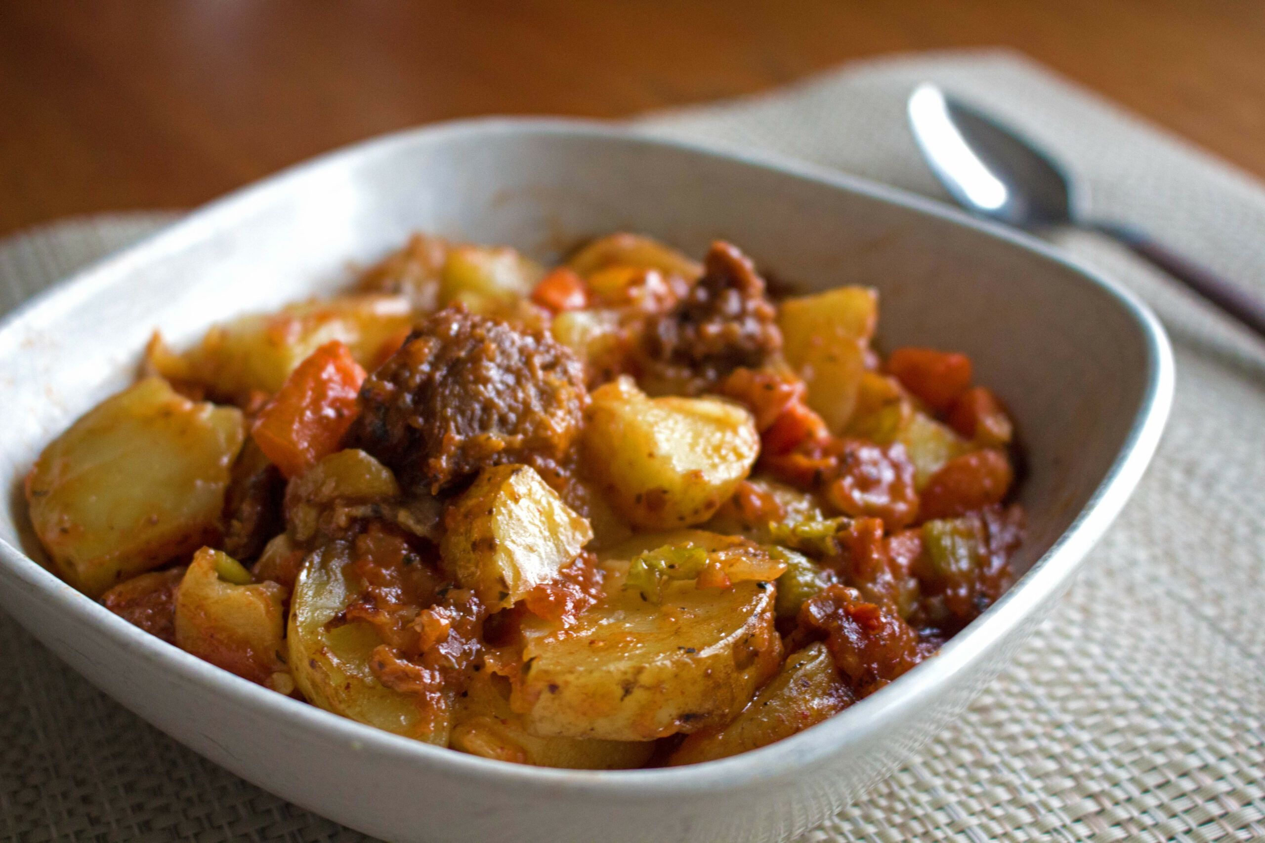 Low FODMAP French Oven Beef Stew - ibs recipes dinner