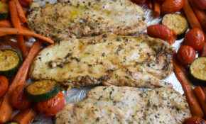 Low FODMAP One Pan Italian Chicken And Vegetables; Gluten Free, Dairy Free – Low Fodmap Recipes Dinner