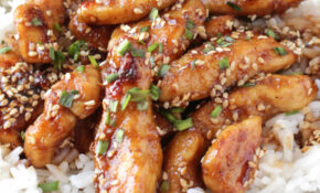 Low FODMAP Sesame Chicken – Delicious As It Looks – Low Fodmap Recipes Chicken
