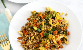 Low FODMAP Vegetable Fried Rice – Fodmap Recipes Vegetarian