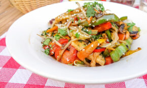Low FODMAP Vegetable Stir Fry – Monash Fodmap – Low Fodmap Recipes Vegetarian