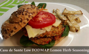 Low FODMAP Vegetarian Burger – YouTube – Fodmap Recipes Vegetarian