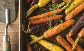 Low FODMAP Vegetarian Recipes  Ginger Glazed Carrots – Fodmap Recipes Vegetarian