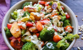 Low FODMAP Veggie Stir Fry With Wasabi Ginger Sauce – The ..