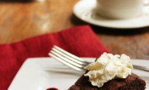Low Sugar Flourless Chocolate Cake|Craving Something Healthy – Dessert Recipes That Are Healthy