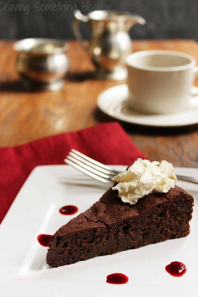 Low Sugar Flourless Chocolate Cake|Craving Something Healthy - dessert recipes that are healthy