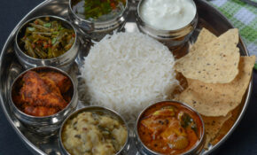 LUNCH / DINNER MENU 2 – SOUTH INDIAN NON VEGETARIAN LUNCH ..