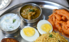 Lunch / Dinner Menu 3 – South Indian Non Vegetarian Lunch ..