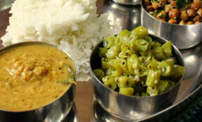 Lunch Menu – 13 / South Indian Thali | East Indian Food ..