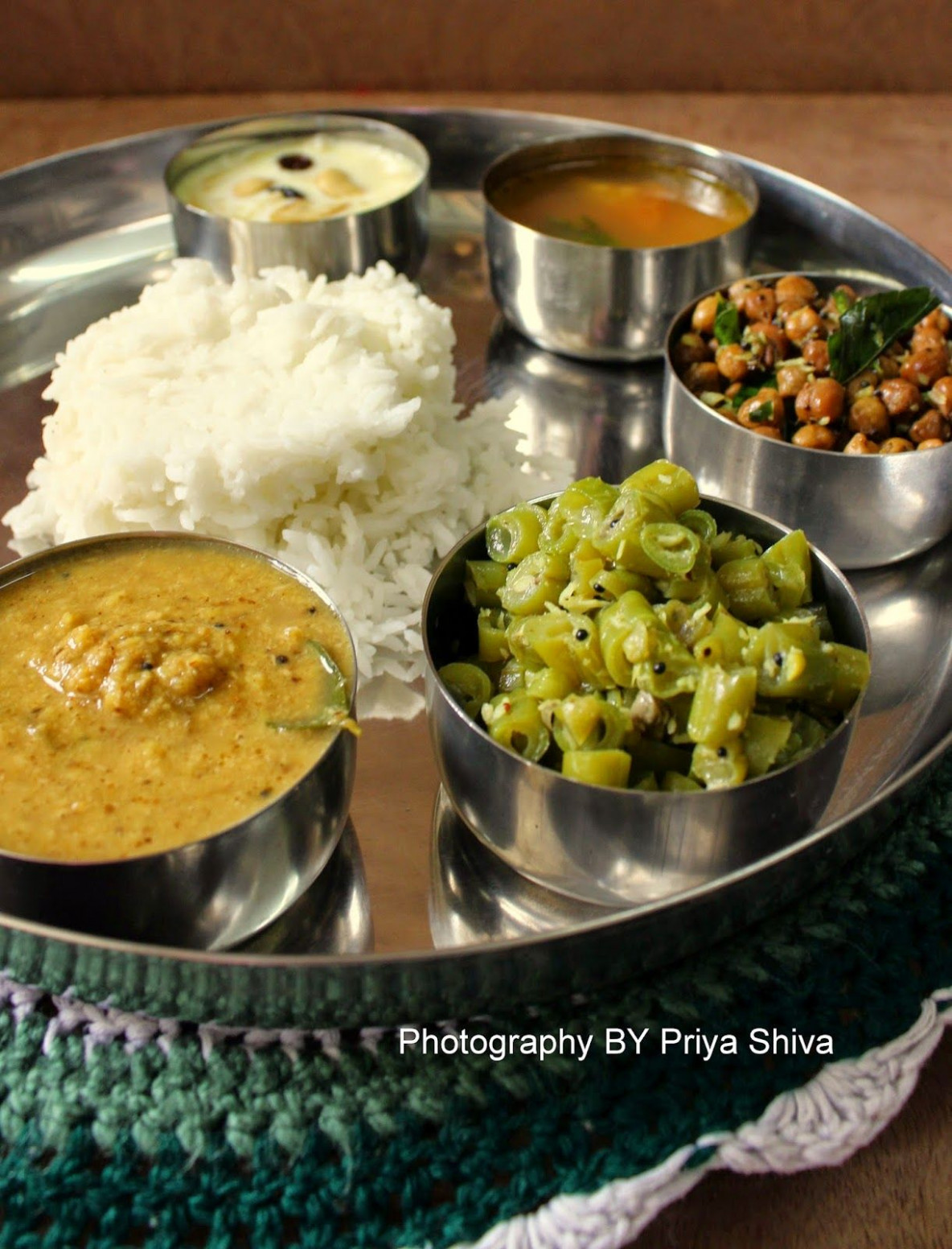 Lunch Menu - 13 / South Indian Thali | East indian food ..