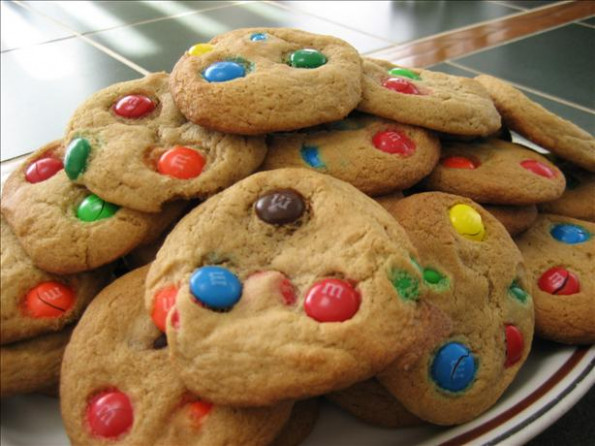 M And M Cookies Recipe - Food