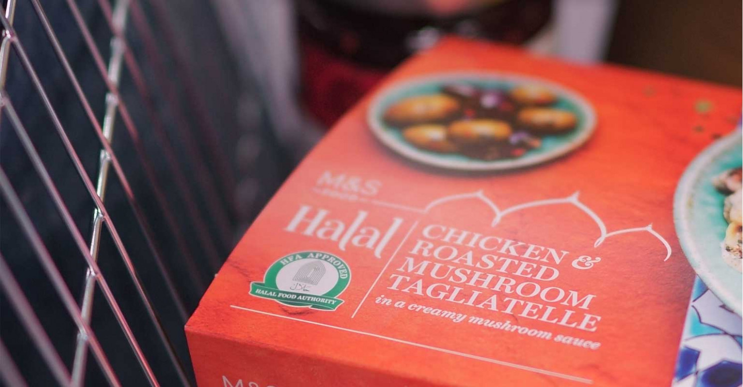 M&S Food first to launch own-brand Halal prepared meals ..