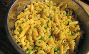 Mac Un Cheese – Recipes Casseroles Vegetarian