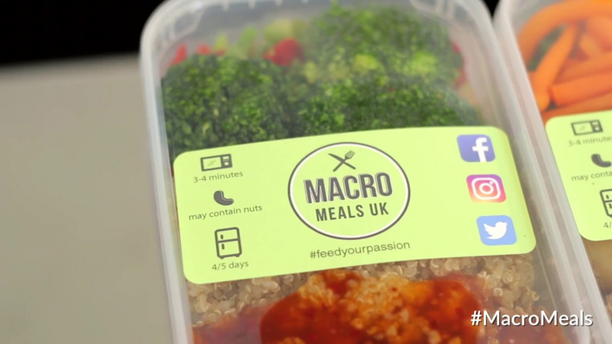 Macro Meals UK - Healthy Meals Delivered To You | Meal Prep ..