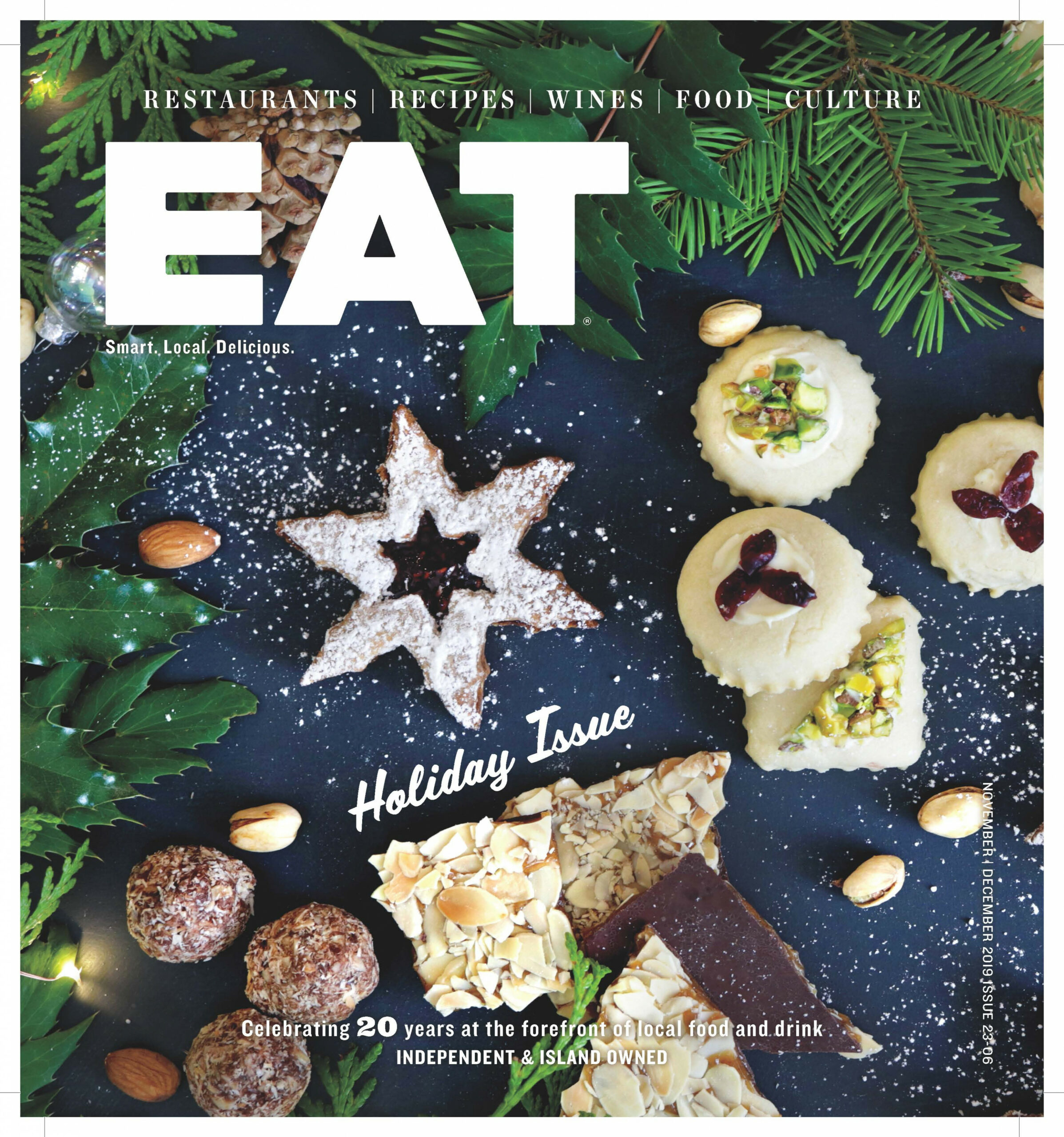 Magazine Archives - Eat Magazine - recipes lcbo food and drink magazine