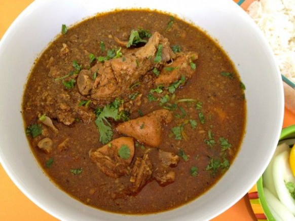 Maharashtrian Chicken Curry | Indian Food | Coconut curry ..