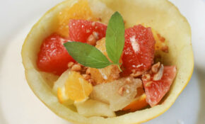 Make A Simple Melon Starter – Recipes Dinner Party Starters