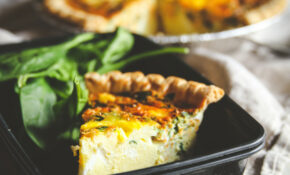 Make Ahead Freezer Meals Quiche Recipe – Sweetphi – Dinner Recipes You Can Prepare In Advance