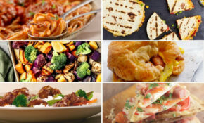 Make Your Weekly Meal Plan Kid Friendly With These 13 Dinner ..