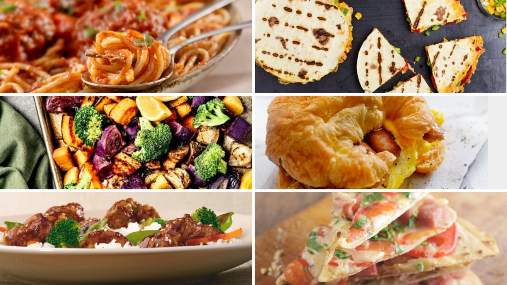 Make Your Weekly Meal Plan Kid-Friendly With These 13 Dinner ..