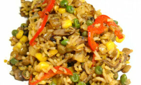 Making LUNCH Out Of Nothing At All – Vegetarian Recipes You Can Add Meat To