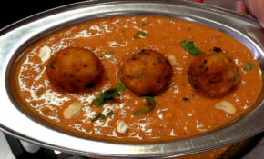 Malai Kofta Curry – Cheese Balls In Creamy Gravy – Indian Recipe Videos By  Bhavna – Recipe Vegetarian Kofta Curry