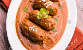 Malai Kofta Curry Classic North Indian Stock Photo (Edit Now ..
