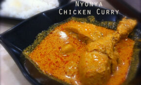 Malaysian Chicken Curry Nyonya Recipe – Recipes 'R' Simple – Egg Noodle Recipes Vegetarian