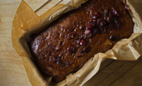 Malt Loaf, Out Of The Oven – Recipes Vegetarian Christmas