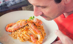 Man, Savoury, Pasta, Smelling, Food – Healthy Italian Recipes