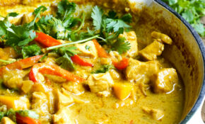 Mango Chicken Curry – Chicken Recipes Curry
