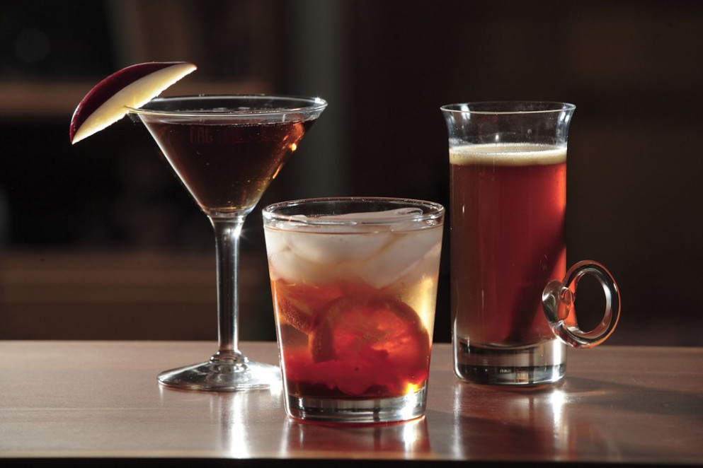 Maple Cocktails - recipes made with chicken thighs