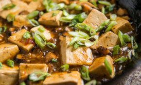 Mapo Tofu Goes Vegetarian - The New York Times