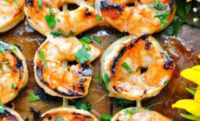 Marinated Grilled Shrimp – The Seasoned Mom – Dinner Recipes On The Grill